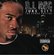 Dj Roc - Juke City - CD