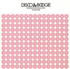 Various Artists - Disco & Boogie Breaks & Drum Loops Vol. 1 - LP Vinyl