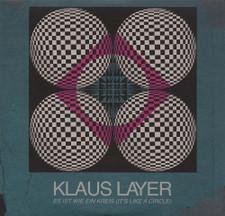 """Klaus Layer - Ist Wie Ein Dreis - 10"""" Vinyl"""