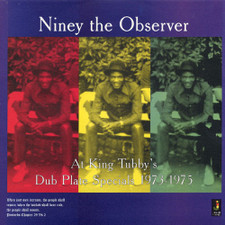 Niney the Observer - At King Tubbys - LP Vinyl
