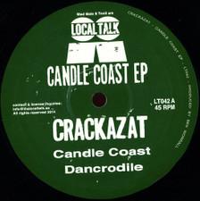 """Crackazat - Candle Coast - 12"""" Vinyl"""