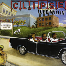 Clipse - Lord Willin' - 2x LP Vinyl