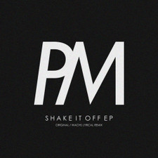 "Pusherman - Shake It Off - 12"" Vinyl"