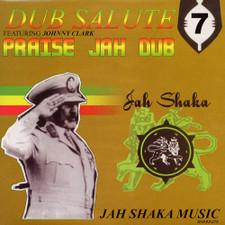 Jah Shaka - Dub Salute 7 - LP Vinyl