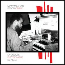 Mammane Sani Et Son Orgue - La Musique Electronique du Niger - LP Vinyl
