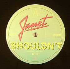 "Janet - Shouldn't - 12"" Vinyl"