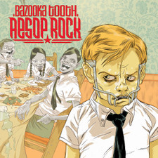 Aesop Rock - Bazooka Tooth - 3x LP Vinyl