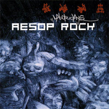 Aesop Rock - Labor Days - 2x LP Vinyl