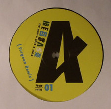 """Bee Mask - Pear Growers Series 1 - 12"""" Vinyl"""