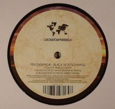 "Psychemagik - Black Noir Schwarz - 12"" Vinyl"