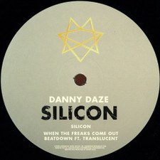 "Danny Daze - Silicon - 12"" Vinyl"