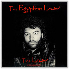 "Egyptian Lover - The Lover - 12"" Vinyl"