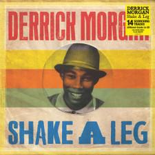 Derrick Morgan - Shake a Leg - LP Vinyl