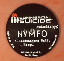 "Nymfo - Headbangers Ball - 12"" Vinyl"