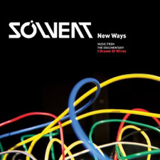 "Solvent - New Ways - LP Vinyl+7"""
