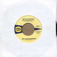 "Love Experience - Are You Together - 7"" Vinyl"