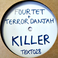 "Four Tet & Terror Danjah - Killer - 12"" Vinyl"