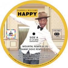 """Pharrell Williams - Happy Remixes - 12"""" Vinyl"""