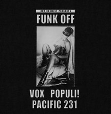 Vox Populi! - Cut Chemist Presents Funk Off - LP Vinyl+7""