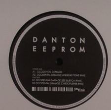 "Danton Eeprom - Occidental Damage - 12"" Vinyl"