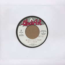 "Dillinger - Middle East Rock - 7"" Vinyl"