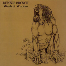 Dennis Brown - Words of Wisdom - LP Vinyl