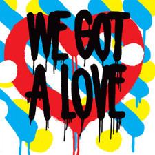 Shit Robot - We Got A Love - 2x LP Vinyl