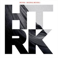 HTRK - Work (Work, Work) - LP Vinyl