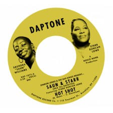 "Saun & Starr - Hot Shot / Gonna Make Time - 7"" Vinyl"