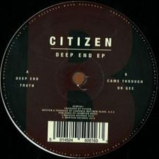 """Citizen - Deep End - 12"""" Vinyl"""