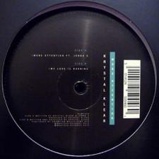 """Krystal Klear - More Attention - 12"""" Vinyl"""