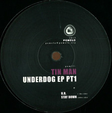 "Tin Man - Underdog Ep Pt.1 - 12"" Vinyl"