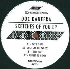 """Doc Daneeka - Sketches Of You - 12"""" Vinyl"""