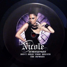 "Nicole Scherzinger - Don't Hold Your Breath Remixes - 12"" Vinyl"