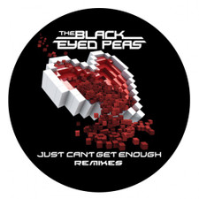 "Black Eyed Peas - Just Can't Get Enough Remixes - 12"" Vinyl"