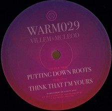 "Villem & McLeod - Putting Down Roots - 12"" Vinyl"