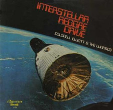 Colonell Elliott - Interstellar Reggae - LP Vinyl