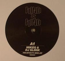 """MikeQ & Dj Sliink - Mind 2 Mind - 12"""" Vinyl"""