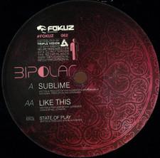 "Bipolar - Sublime Ep - 12"" Vinyl"