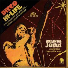 Orlando Julius - Disco Hi-Life - LP Vinyl