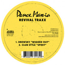 "Various Artists - Revival Traxx RSD - 12"" Vinyl"