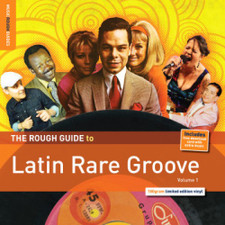 Various Artists - The Rough Guide To Latin Rare Groove RSD - LP Vinyl