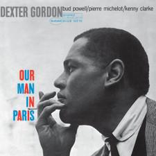 Dexter Gordon - Our Man In Paris - LP Vinyl
