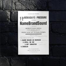 """NameBrandSound - Nowadays Pressure - 12"""" Vinyl"""