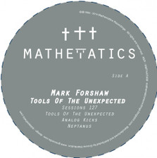"Mark Forshaw - Tools Of The Unexpected - 12"" Vinyl"