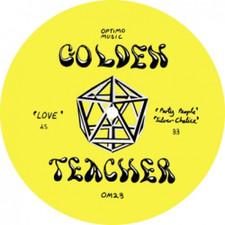 """Golden Teacher - Party People / Love - 12"""" Vinyl"""