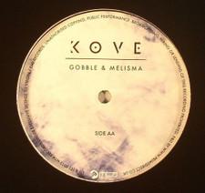 """Kove - Gobble & Melisma - 12"""" Vinyl"""