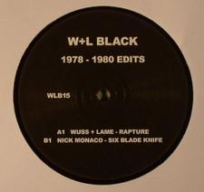 """Various Artists - 1978-1980 Edits - 12"""" Vinyl"""