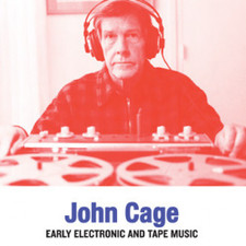 John Cage & Langham Research Centre - Cage: Early Electronic & Tape Music - LP Vinyl