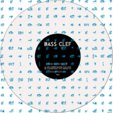 """Bass Clef - Raven Yr Own Worl - 12"""" Vinyl"""